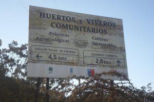 Proyecto Comunidades mediterráneas sostenibles, cuenca del Achibueno (Maule)